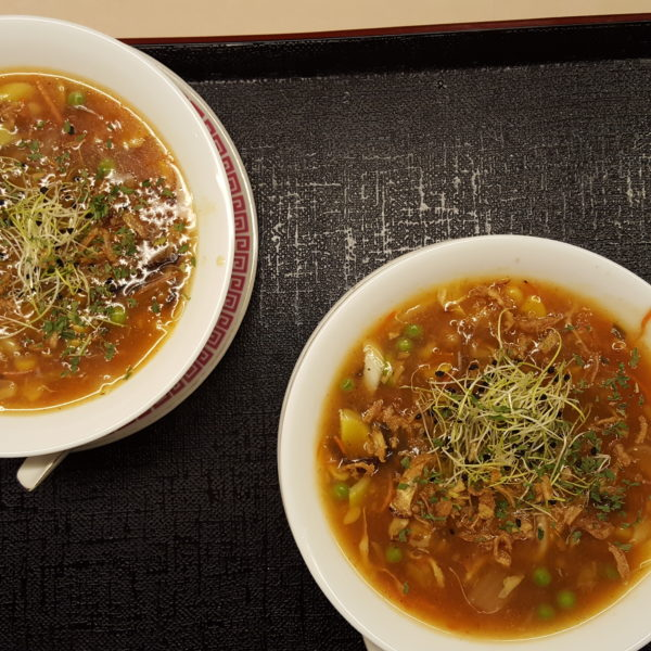 101. Scharf and Sauer Suppe