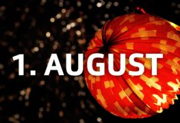 1. August Asiahouse Restaurant Buffet in Sargans